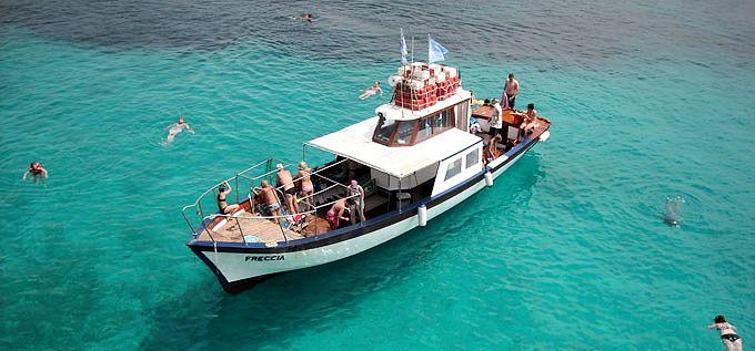 Riviera del Corallo – mini crociera in barca - Foto 1